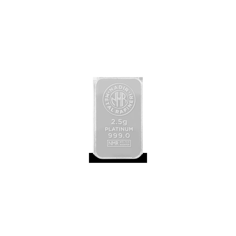 Pt Platinum Nadir Metal Rafineri